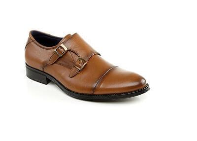Zapato de Cuero de Caballero