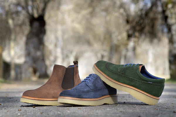 ¿Cómo limpiar zapatos de ante?