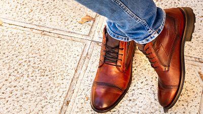 Zapatos de moda hombre - Tendencias 2021